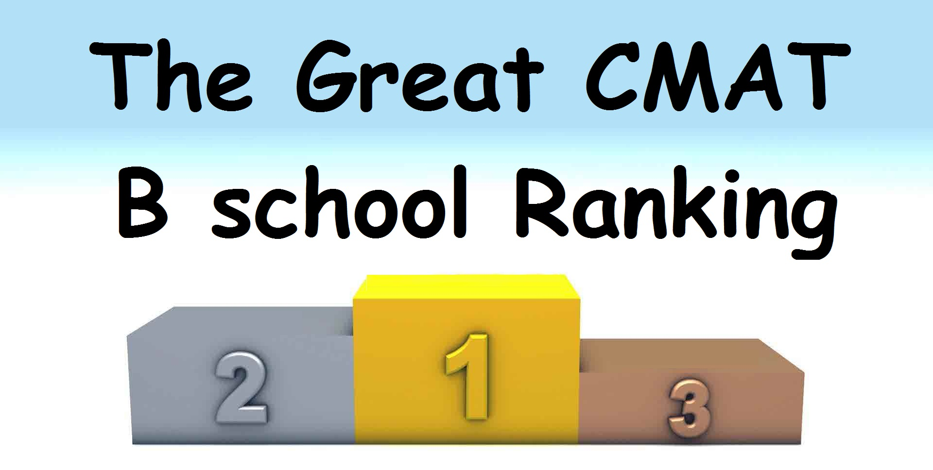 Great Ranking Bschool cetking