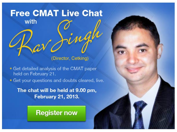 Live chat with Rav Singh