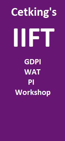 IIFT GDPI