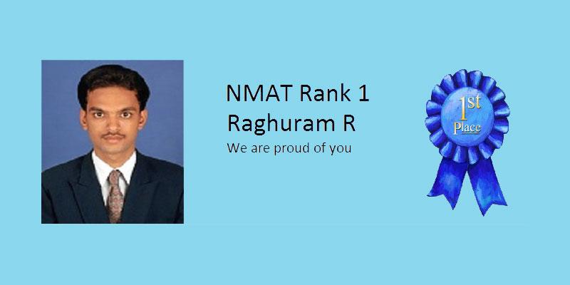 NMAT-Rank-1-Raghu1