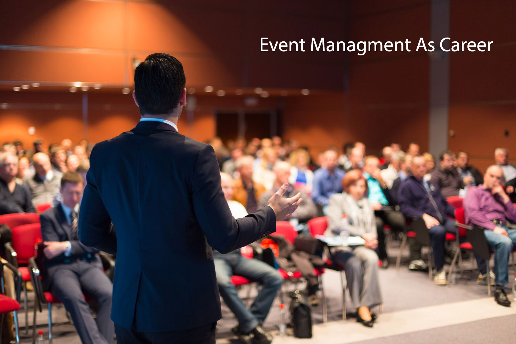 A Career In Event Management