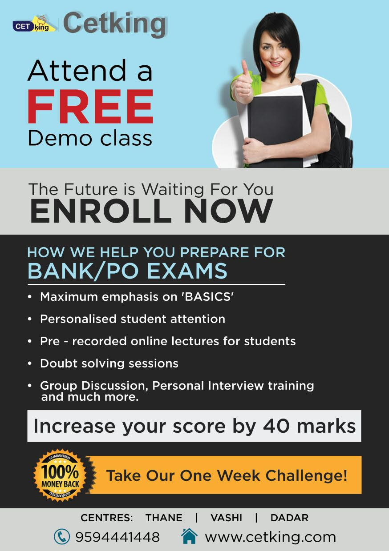 Banking PO Exam